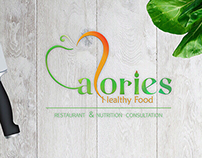 REBRANDING (Calories Healthy Food Restaurant )