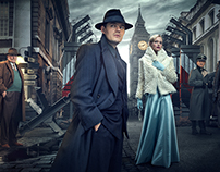 SS-GB BBC Worldwide Retouching and Compositing