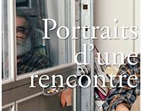 Portraits d'une rencontre | Exposition d'Audrey Lahaie