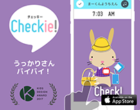 Checkie! – Visual Carrying List App