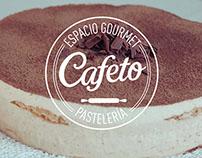 Identidad y redes - Cafeto Espacio Gourmet