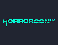 HorrorConUK Branding and Website