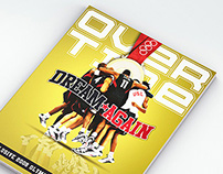 OVERTIME Magazine [Olympic Edition]