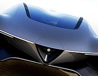 """Alfa Romeo """"Sguardo"""""""