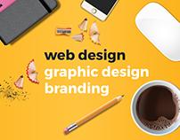 Rare Medium Designs Website