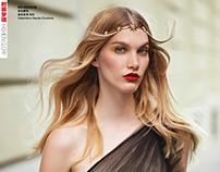 Irina Nikolaeva in Valentino Haute Couture