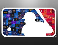 MLB x UA Product laydowns