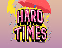 Paramore - Hard Times Design