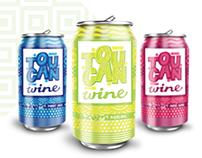 Toucan Wine Branding & Package Design