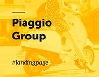 Piaggio Group (landing page)