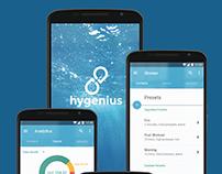 Hygenius - UX design