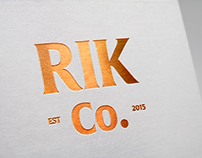 RIK Co. - a Graphic Design Studio