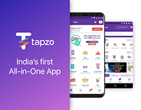 Tapzo | India's first All-in-One App