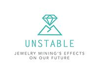 UNSTABLE - exhibition design