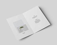 Bifold Brochure Mockup (PSD)