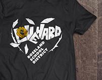 Logo Design: Love Hard