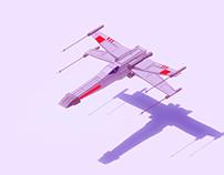 Star Wars Isometric