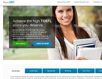 iBT TOEFL