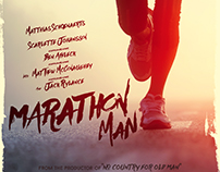 Marathon Man / poster movie