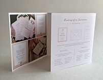 Sweet Paper Brochure