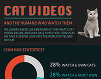 Internet Cats: Infographic