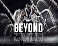 Myprotein Beyond Ambition