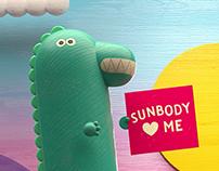 Character Lookdev: Sunbites