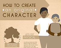 How to Create an ORIGINAL Character