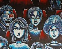 Screenwest Mural
