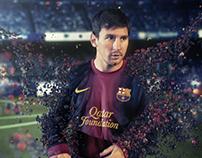 "QF | FCB ""Passion"""