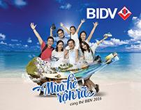 BIDV - Mùa Hè Rộn Rã