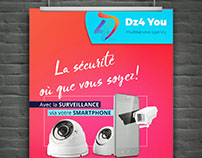 A5 Flyer Cameras Product