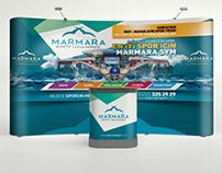 Marmara Sym Örümcek Stand