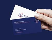 Monika Stogowska - Brand Identity Design
