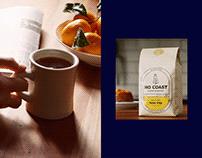 No Coast Coffee — Branding & Content