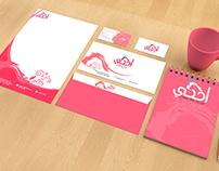 E7kky Creative Brand identity