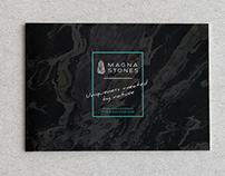 Каталог «Magna Stones». Изделиями из мрамора и гранита.