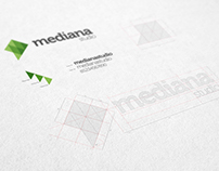 Identidad Corporativa Mediana Studio