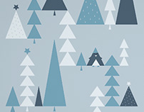 Christmas card – Illustration