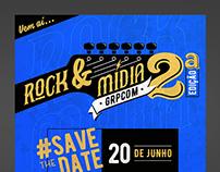 Rock & Mídia GRPCOM - Second Edition