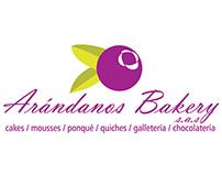 Web site Arandanos Bakery