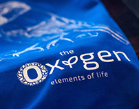 Oxygen Illustration, Design & Social Media