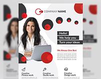 Flyer Template Design Free