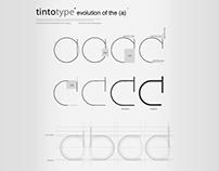 TintoType Experimental Typography