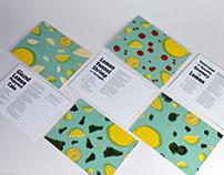 When Life Gives You Lemons: Lemon Recipe Cards