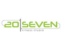 20seven Gym - IDENTITY& BRANDING