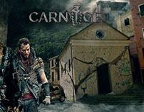 Carnage - Menu de jeu vidéo