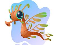 Ai on iPad: Seadragon