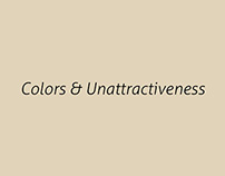 Colors & Unattractiveness