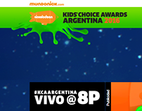 NICKELODEON | Local Event: Kids Choice Awards 2016 - AM